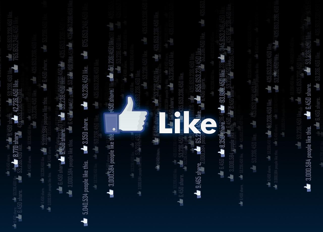 フェイスブックのイイネ