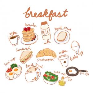 食べ物や飲み物