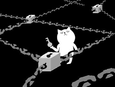 LINEのブロックチェーンを利用したafan