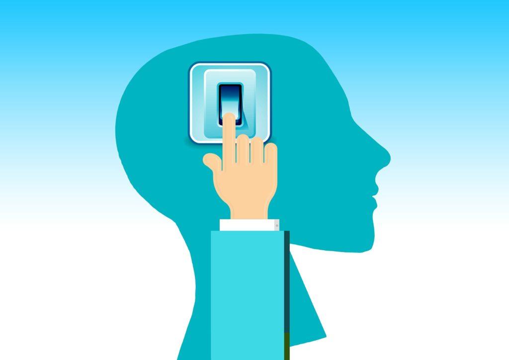 脳科学とボタン