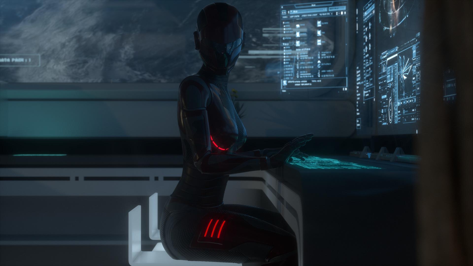 コピーエーアイを活用するロボット