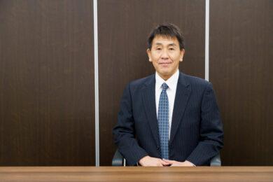 有限会社ラインドック代表取締役社長の鳥倉孝盛さん