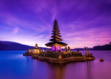 バリ島のデンパサール