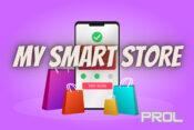 LINEのMySmartStore